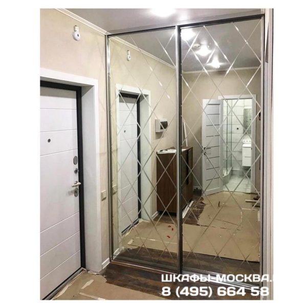 Шкаф зеркальный 005