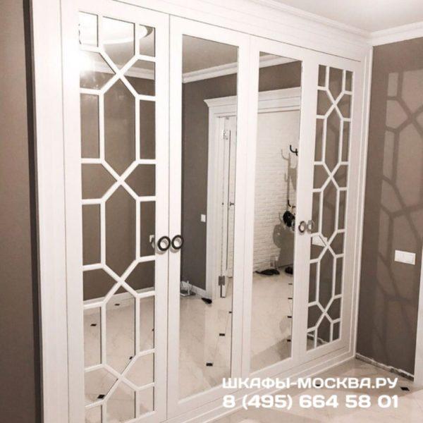Шкаф зеркальный 007