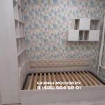 Шкаф в детскую 009