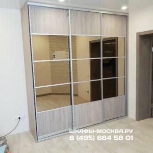 Шкаф зеркальный 002