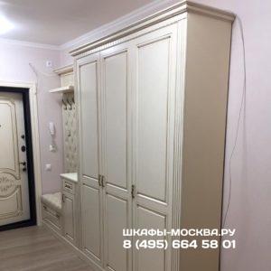 Шкаф в прихожую 009