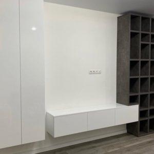 Шкаф в гостиную 008