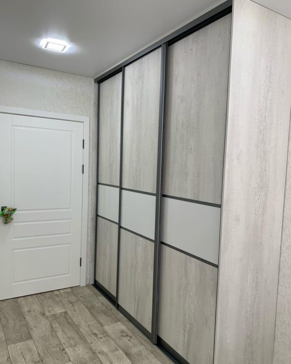 Шкаф до потолка 002