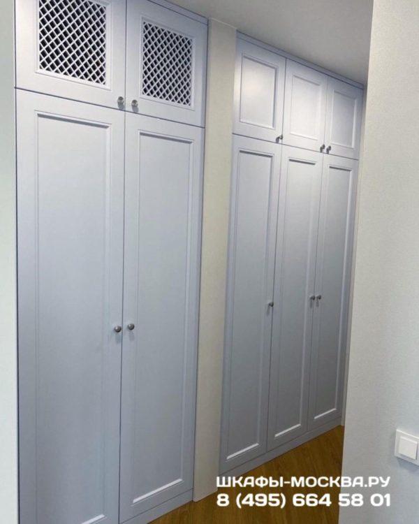 Шкаф до потолка 004