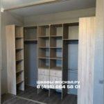 Шкаф в гардеробную 002