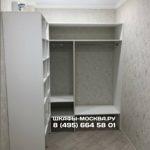 Шкаф в гардеробную 003