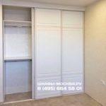 Шкаф в нишу 016