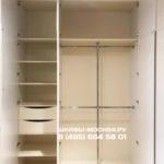 Шкаф угловой 017