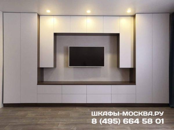 Шкаф в гостиную 011