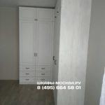 Шкаф угловой 018