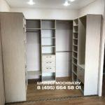 Шкаф в гардеробную 004