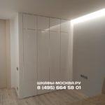 Шкаф в нишу 017