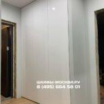 Шкаф в нишу 018