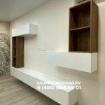 Шкаф в гостиную 014