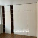 Шкаф в гардеробную 006