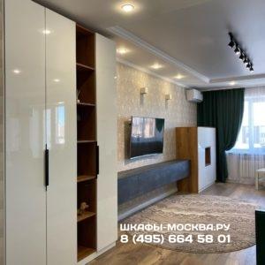 Шкаф в гостиную 017