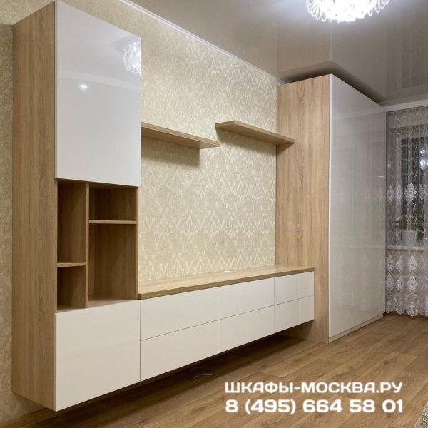 Шкаф в гостиную 019