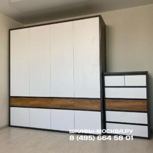 Шкаф в спальню 019