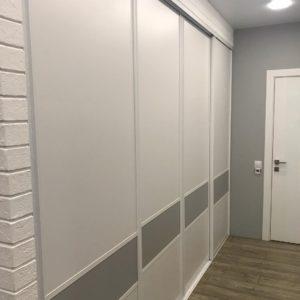 Шкаф в нишу 019