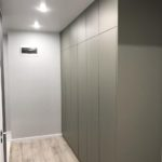 Шкаф до потолка 022