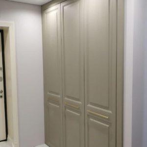 Шкаф в эмали 007