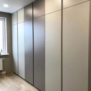 Шкаф в эмали 017