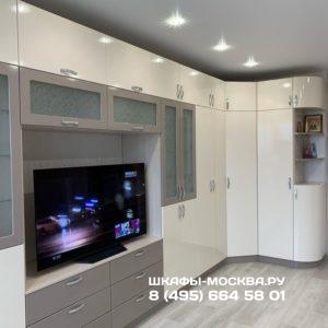 Шкаф в гостиную 023