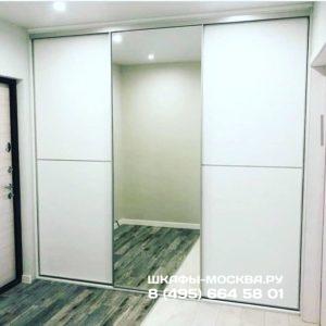 Шкаф в нишу 008
