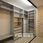 Шкаф в нишу 013