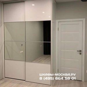 Шкаф до потолка 012