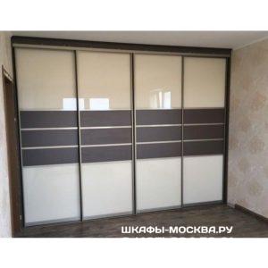 Шкаф в нишу 002