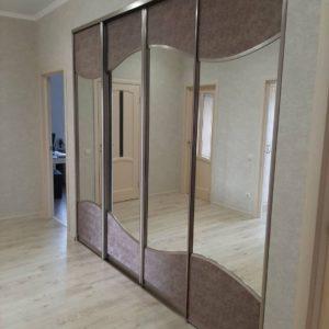 Шкаф зеркальный 014