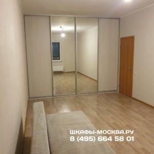 Шкаф зеркальный 017