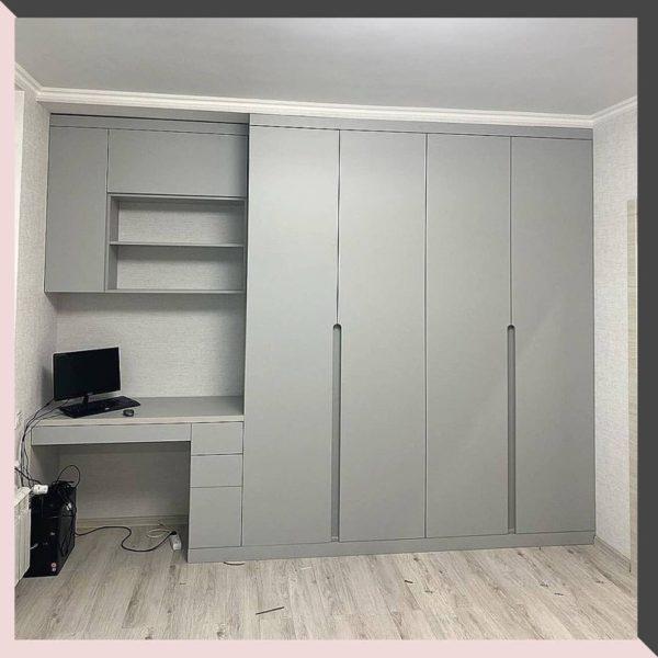 Шкаф с фасадами из лдсп 002