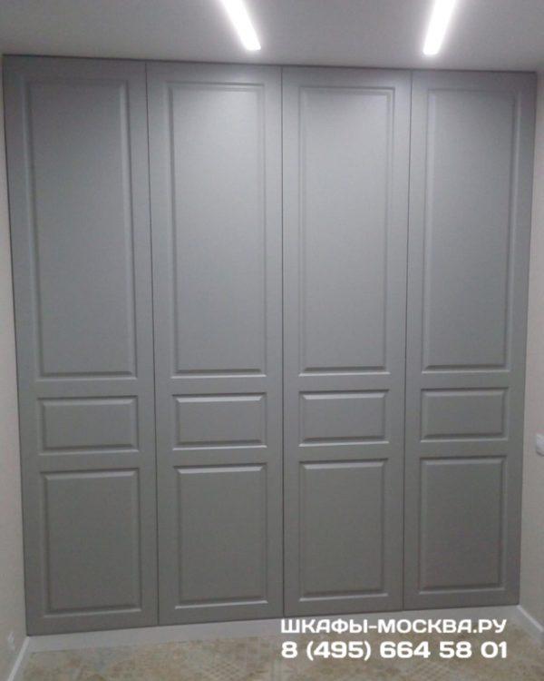 Шкаф с фасадами мдф в пленке 006