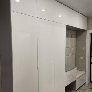 Шкаф в эмали 030