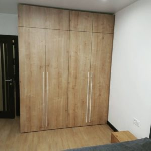 Шкаф с фасадами из лдсп 004