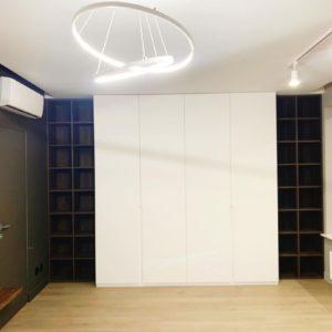 Шкаф в эмали 035