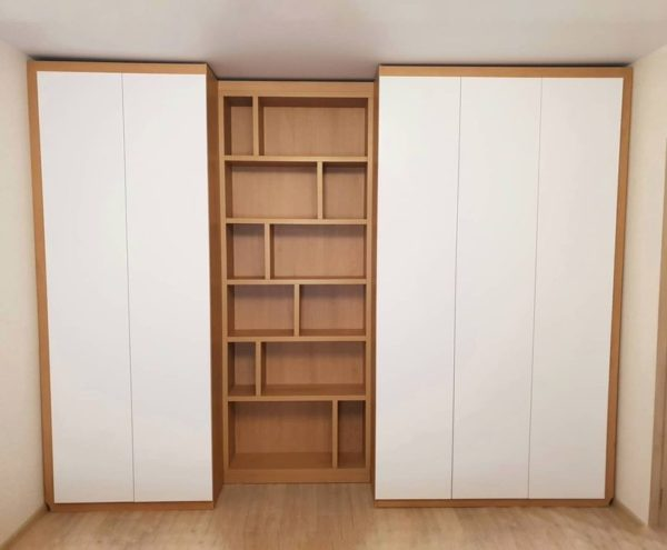 Шкаф с фасадами из лдсп 007