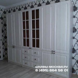 Шкаф с фасадами мдф в пленке 009