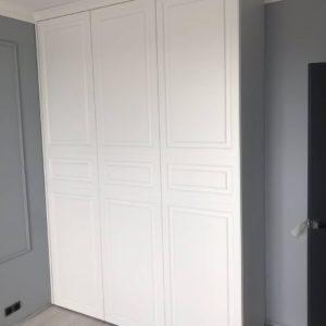 Шкаф с фасадами мдф в пленке 015