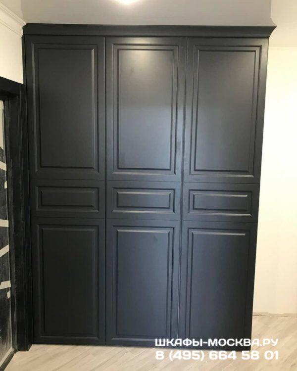 Шкаф с фасадами мдф в пленке 016