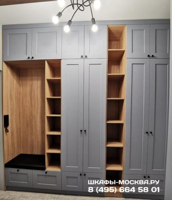 Шкаф в прихожую 026