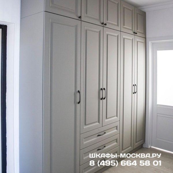 Шкаф с фасадами мдф в пленке 022