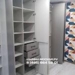 Шкаф в детскую 025