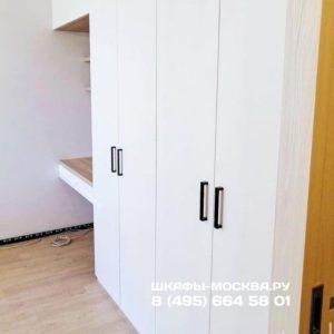 Шкаф со столом 012