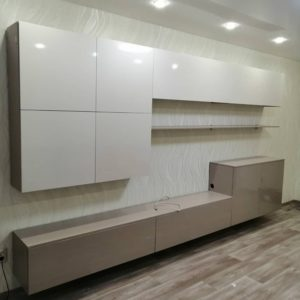 Шкаф в гостиную 026