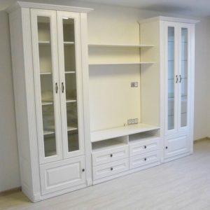 Шкаф со стеклом 002