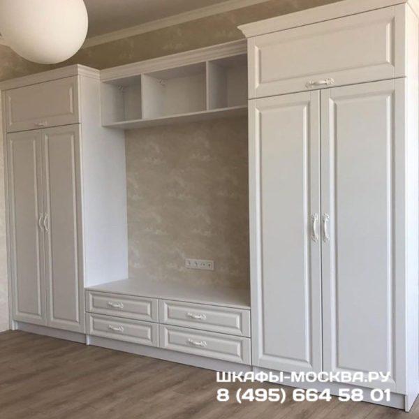 Шкаф в гостиную 027