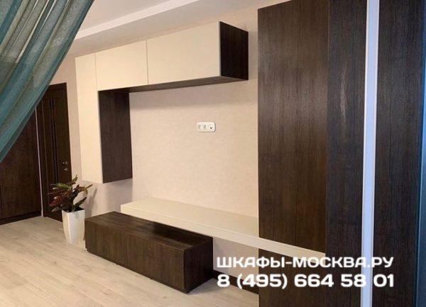 Шкаф в гостиную 028